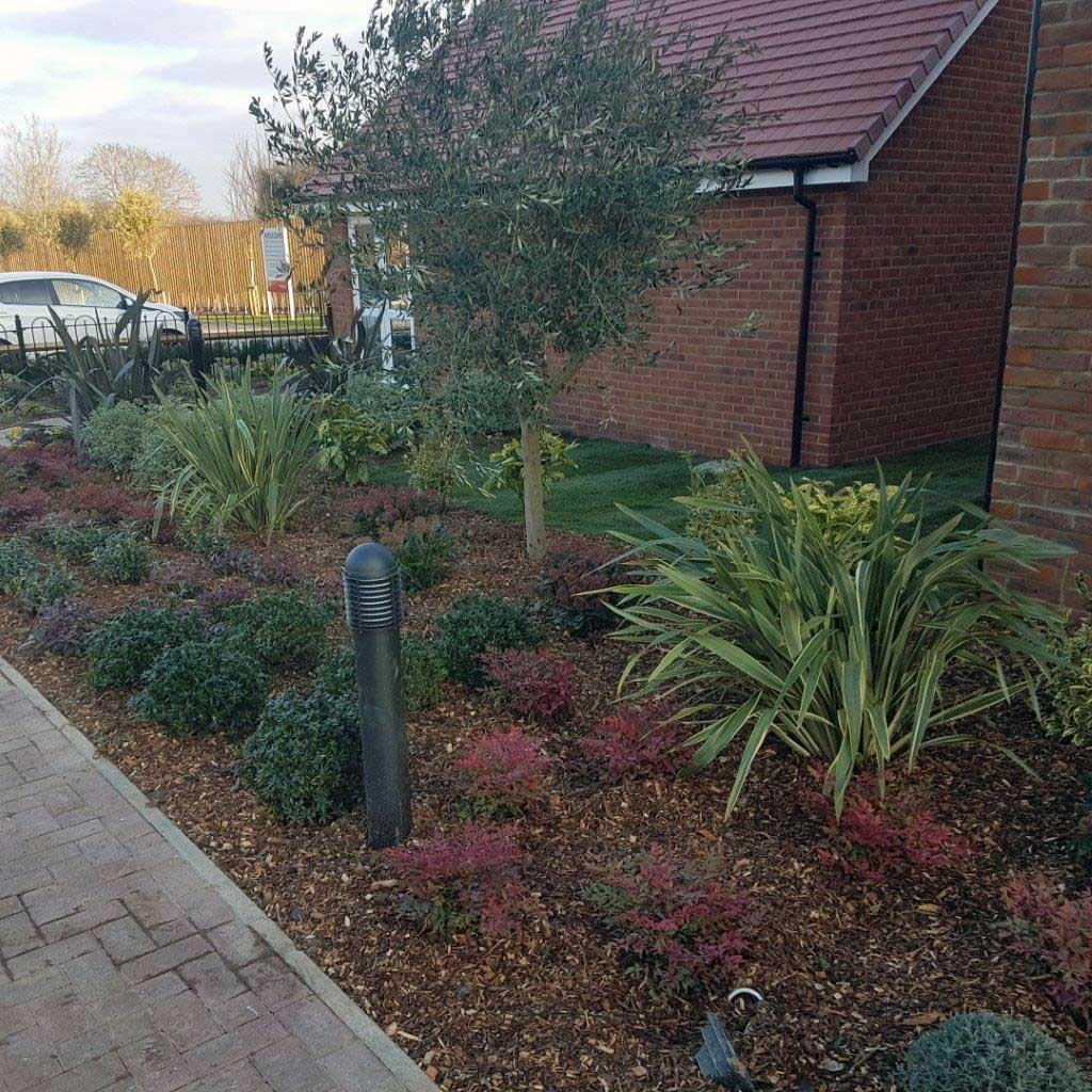 Redrow Homes, Becketts Rise, Basingstoke