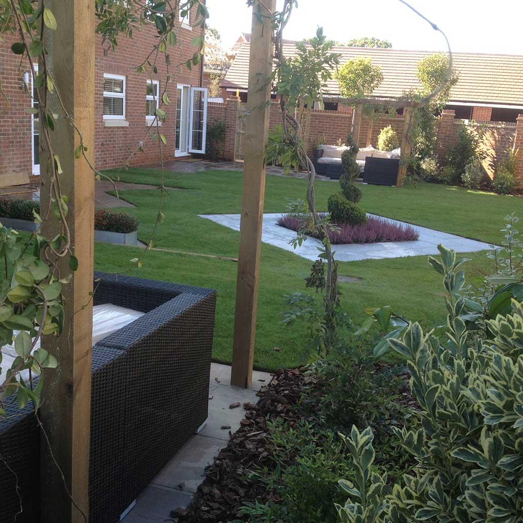 Sales development for Bloor Homes in Emsworth